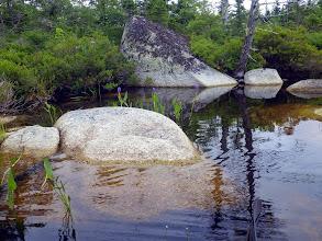 Photo: In Pot Lake.