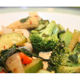 Broccoli Stir-Fry