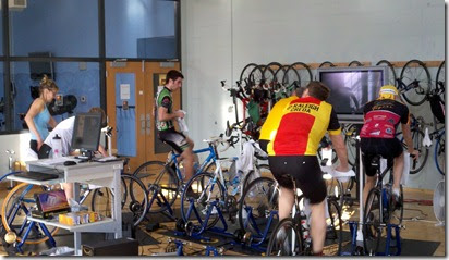 Flashback on training with Computrainer/Power meter & Zwift racing