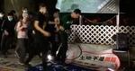 反東大嶼填海遊行後爆搶咪衝突 警證實拘兩人 列襲擊案處理