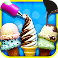 Ice Cream Maker - cooking game icon
