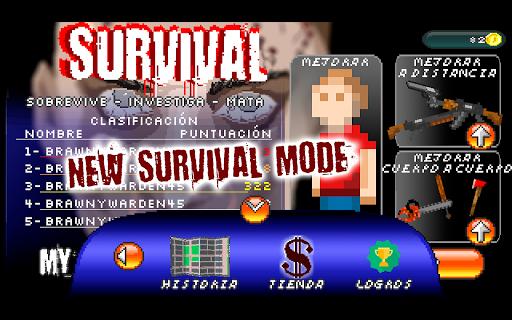Dead Chronicles: retro pixelated zombie apocalypse 2.6.3 screenshots 21