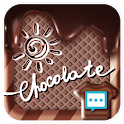 Chocolate skin for Next SMS icon