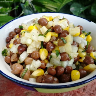 Carrots Peas Corn Salad Recipes