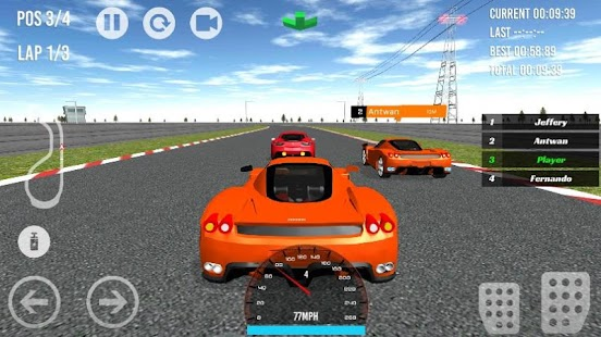 Enzo GTR-575-488 GTR Racing for PC-Windows 7,8,10 and Mac apk screenshot 6
