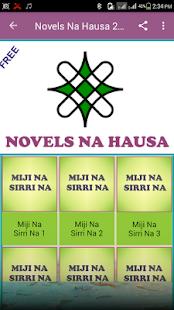 Novels Na Hausa 2 Free - náhled
