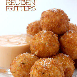 Reuben Fritters Recipe