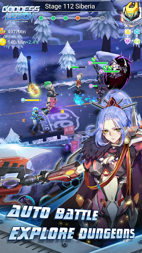 Goddess Legion: Silver Lining - AFK RPG 6.0 de.gamequotes.net 5