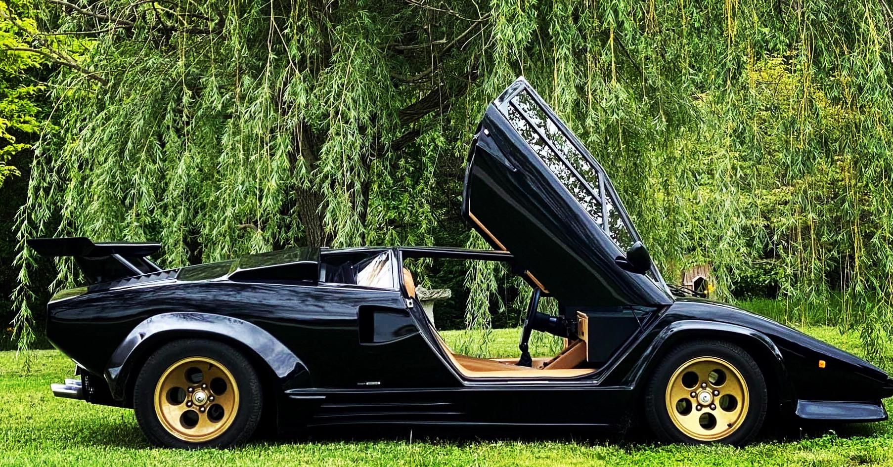 Lamborghini Countach Hire Arlington