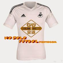 Photo: Swansea 1ª * Camiseta Manga Corta