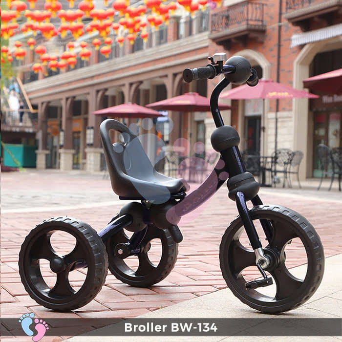 Xe đạp ba bánh Broller XD3-134 5