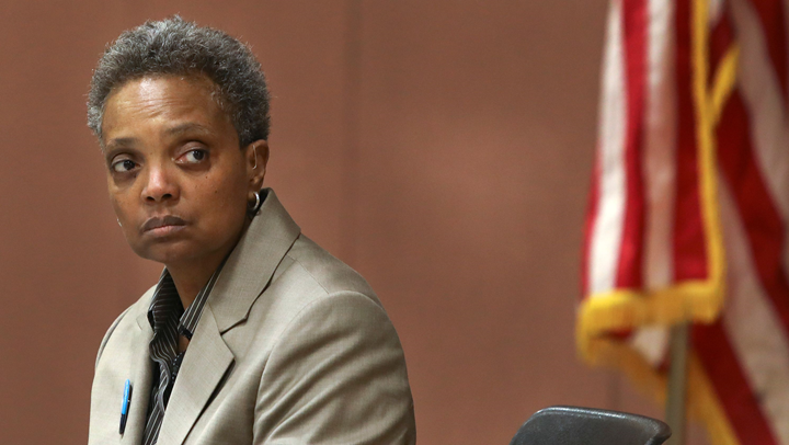 A Small-Town-Girl Lori Lightfoot Made History as Became First Black Female & Openly Gay Mayor of Chicago