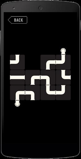 解謎必備免費app推薦|パイプのパズル - 2次元配管工ゲーム線上免付費app下載|3C達人阿輝的APP