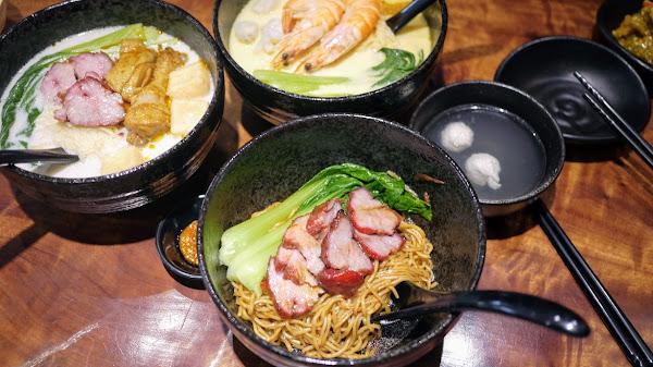 小檳城特色南洋麵食:新加坡x馬來西亞口味,不用跑國外桃園就吃得到!