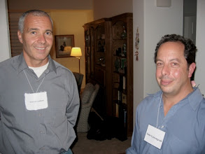 Photo: PROFESSORS GIUDOTTI AND LOWENGRUB