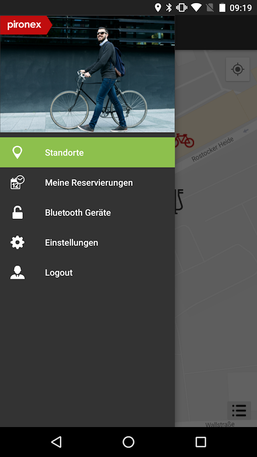 pironex-app – Screenshot