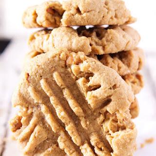 World's Best Gluten Free Peanut Butter Cookies.