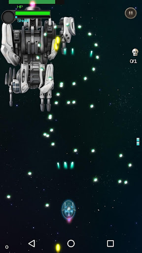 Space Shooter - Galactic War  captures d'écran 6