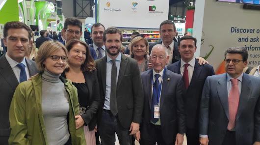 """Grupo Agroponiente cierra Fruit Attraction con un """"balance muy positivo"""""""