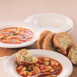 Millennium Pasta Soup