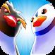 ペンギンウォーズ - オンライン対戦ゲーム 4人で白熱の銃撃バトルロワイヤル Android