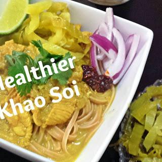 Khao Soi Gai (ข้าวซอยไก่)