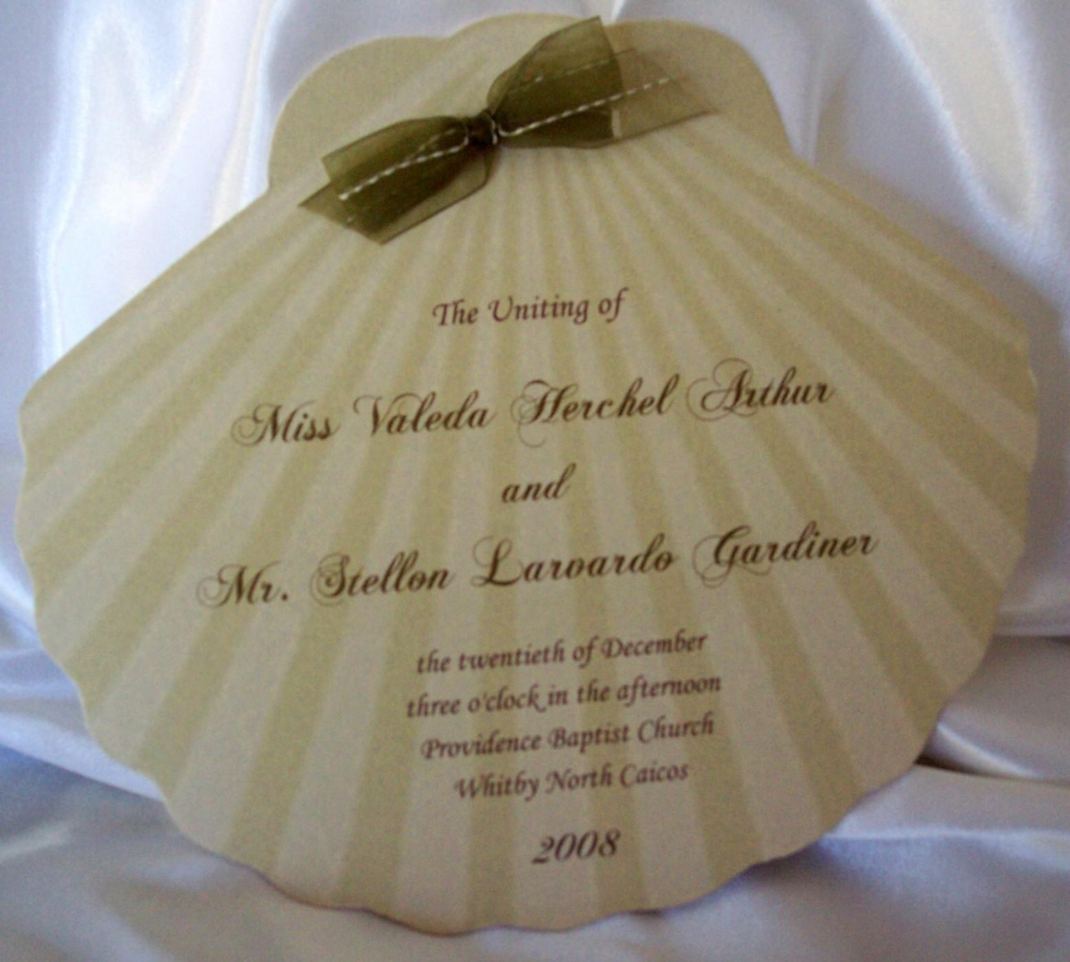 shabina s blog fan wedding programs template