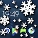 Snow on Screen Winter Effect - Androidアプリ