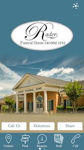 Rader Funeral Home - náhled