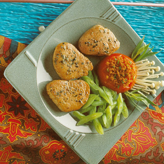 Sweet and Spicy Pork Tenderloin Medallions.