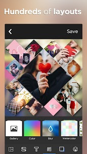Photo Grid Editor & Pic Collage Maker – Quick Grid 2