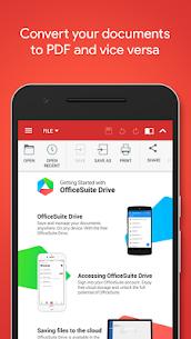 OfficeSuite : Office + PDF Editor Premium v10.0.15671 Cracked APK 7