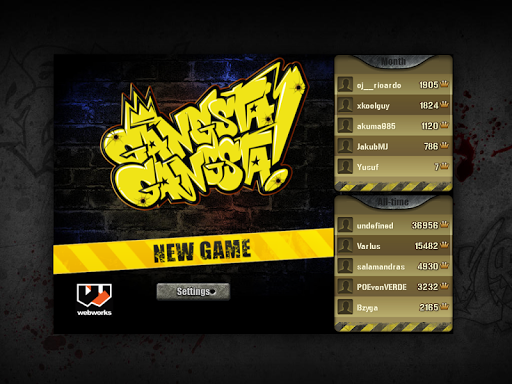 Gangsta Gangsta! screenshots 4