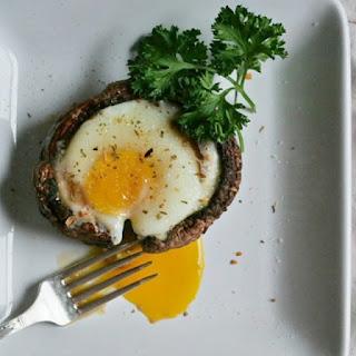 Portabella Mushrooms Breakfast Recipes.