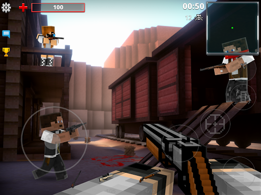 Pixel Strike 3D - FPS Gun Game  screenshots 9
