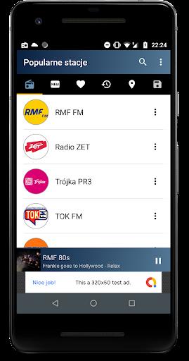 Polskie stacje radiowe ud83cuddf5ud83cuddf1 4.6 screenshots 2