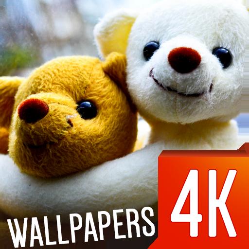 玩具4K壁纸 個人化 App LOGO-硬是要APP