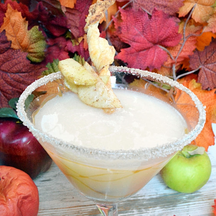 Apple Pie Martini Recipe