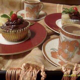 Anniversary Cheesecake Cupcakes