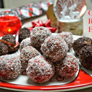 Cherry Coconut Balls Recipes