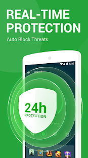 Power Security Pro - Ads Free Antivirus App Screenshot