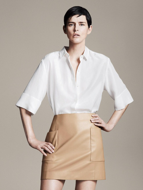 Wearable Trends: Zara Spring Summer 2011 Woman Collection