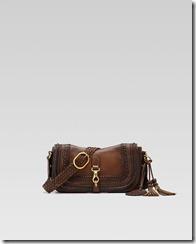 Gucci Handmade Medium Shoulder Bag_