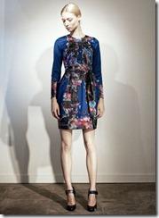 Erdem Pre-Spring 2011 Printed Dresses Look 2