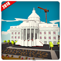 President House Construction Simulator icon