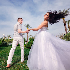 Wedding photographer Kirill Rusinov (OSproduction). Photo of 26.05.2017