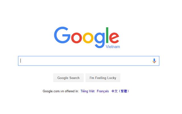 Google in new tab