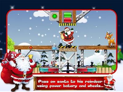 Santa's Run screenshot 3