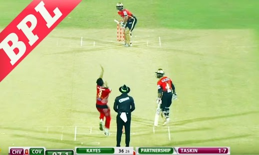 IND vs SL - BPL 2017 -The Ashes Cricket Matches HD - náhled