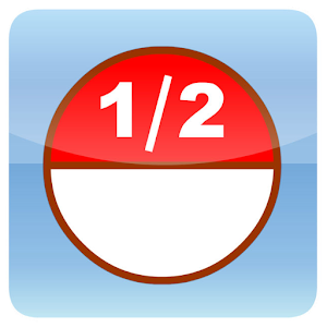 """Equivalent Fractions - Android Apps on Google Play"" icon"